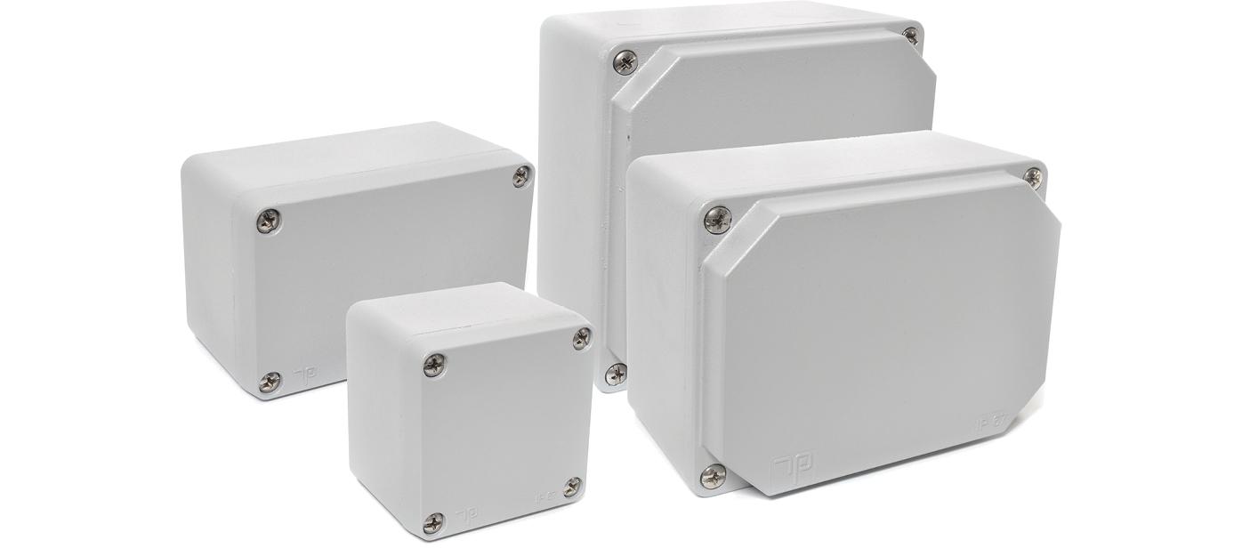 Série AL - boîtes aluminium