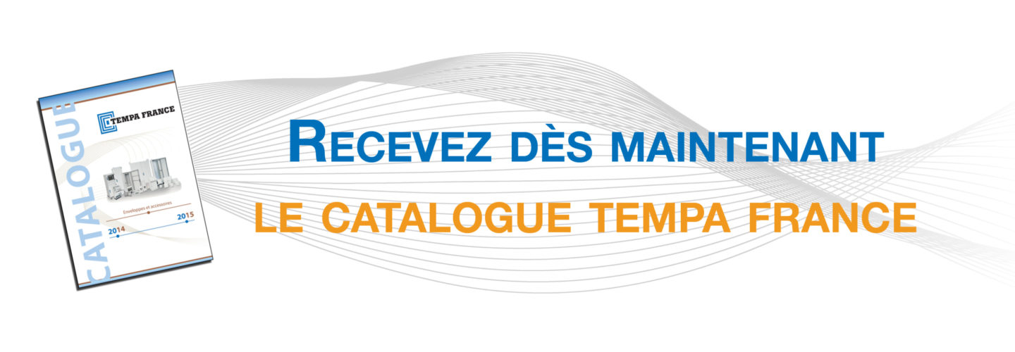Catalogue TEMPA FRANCE