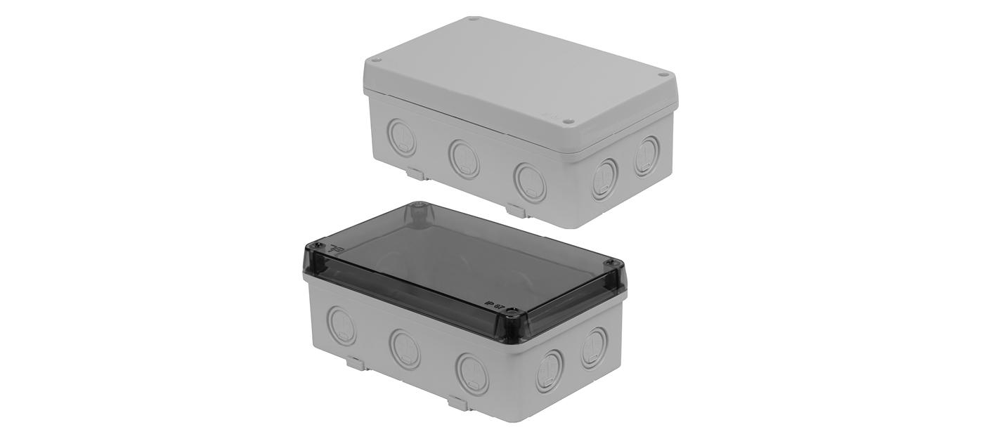 Série TPL - boîtes plastique