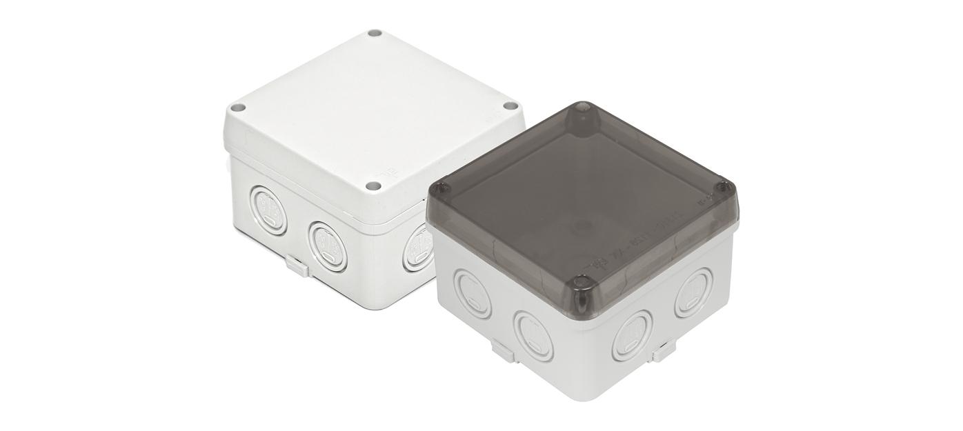 Série TPL boites plastique IP67