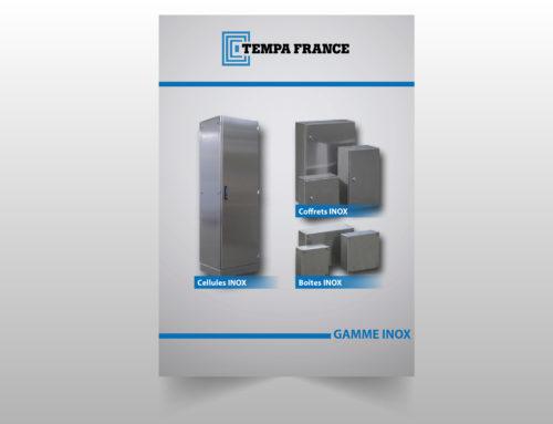 Nouveau catalogue inox 2017